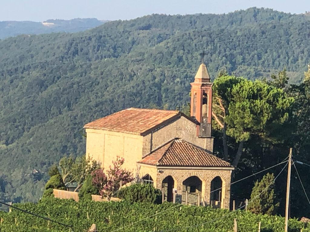 Kapelle von San Bovo